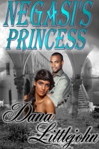 Negasi's Princess by Dana Littlejohn