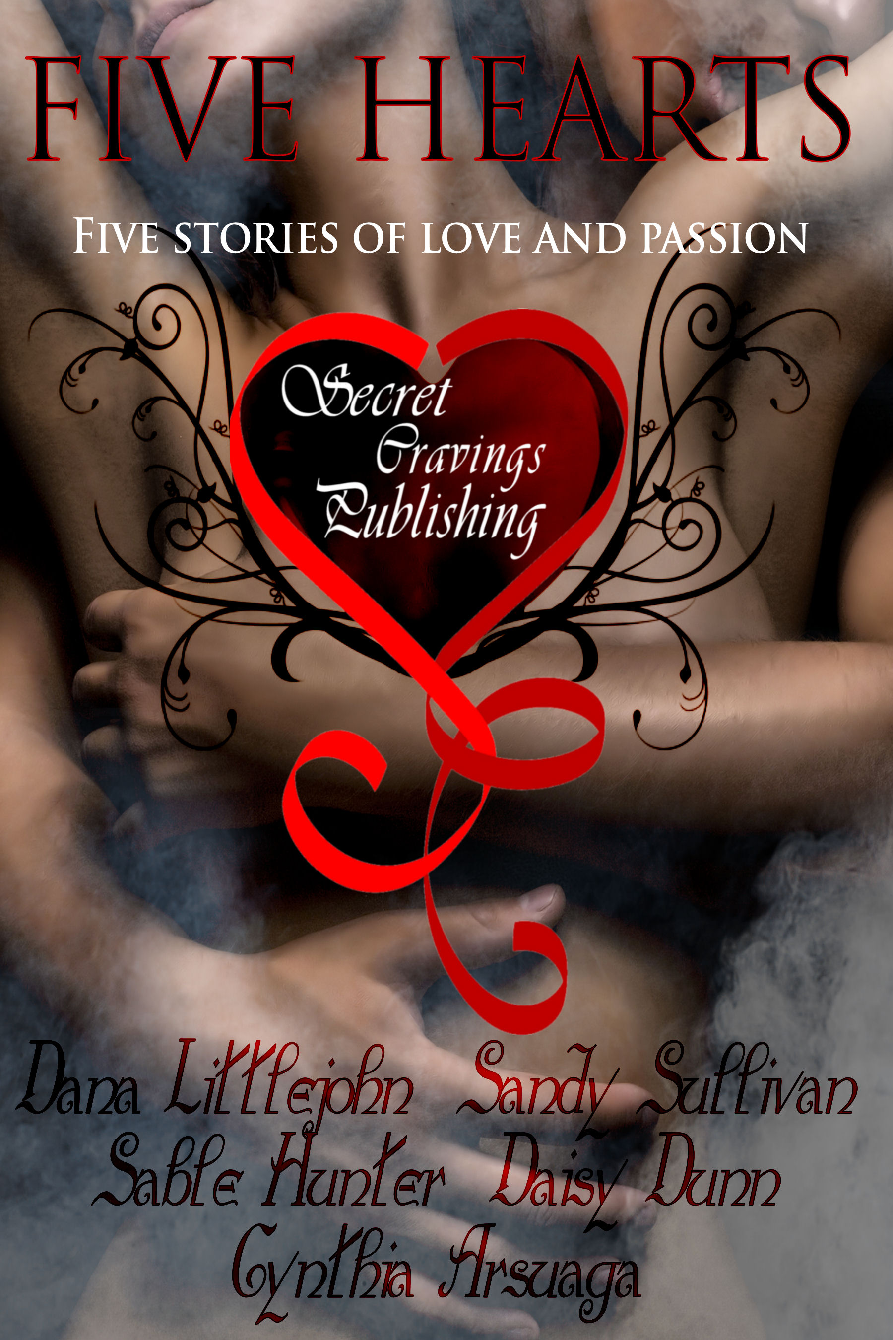 Five Hearts Anthology - Dana Littlejohn