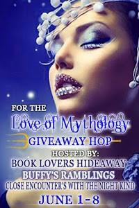 Love of Mythology Give Away Hop with Dana Littlejohn