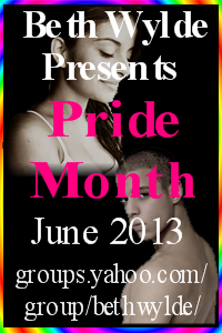 Beth Wylde Pride Month Chat June 2013