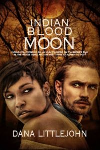 Indian Blood Moon by Dana Littlejohn