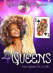 4 Queens - Queen of Clubs by Dana Littlejohn